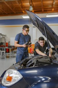 automotive technology photo 200x300 - Instructor's love for automobiles drives him to career at TSTC