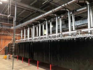 28 Aug. 2020 Waco Welding Technology new booths 300x225 - TSTC Welding Technology Program Expands for Fall Semester