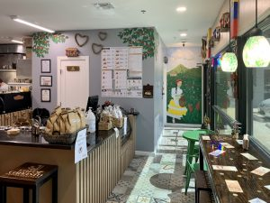 Coffee shop photo 300x225 - TSTC alumna brings taste of Colombia to the Valley