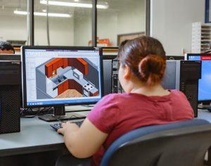 Marshall ADEGT photo Aug. 14 2020 1 300x236 - TSTC Design Program Gets New Name, Curriculum