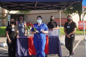 Surgical Tech Parade 300x200 - TSTC pinning parade celebrates Surgical Technology graduates