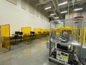 robot lab image4 300x225 - Student safety top priority at TSTC this fall