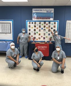 Surgical Tech photo 249x300 - TSTC alumna becomes instructor to share passion for surgical technology