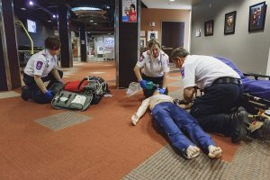 ems1 300x200 - TSTC instructors prepare for new EMT, paramedic students
