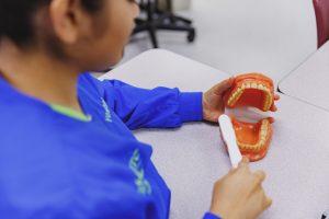 Dental Hygiene Photo 300x200 - TSTC Dental Hygiene instructor brings experience from Alaska to Texas