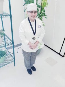 Leilani Lopez 225x300 - TSTC Culinary Arts student worker gains career experience before graduation