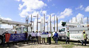MVEC Photo 300x163 - MVEC establishes Electrical Lineworker scholarship at TSTC