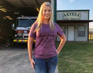 Waco alumna Amanda Ruble Oct. 8 2020 300x237 - TSTC Alumna Leads Effort to Improve Axtell