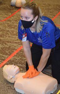 mackenzie brigman EMS web 193x300 - Medical student increases knowledge in TSTC's EMS program