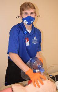 seth johnston web 191x300 - TSTC student follows family tradition of entering medical field