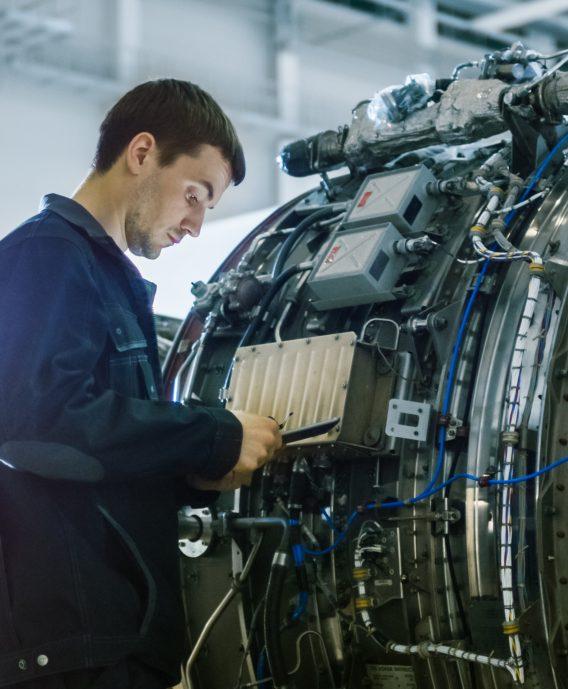 Aircraft Powerplant Technology