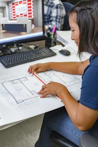 Drafting and Design Photo 200x300 - Drafting and Design at TSTC prepares students to be in demand