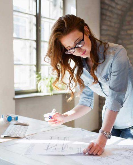 Drafting Design Draftswoman