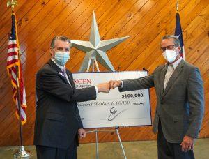 Harlingen EDC Photo 300x228 - TSTC Foundation's Goal Line Assistance program receives grant from Harlingen EDC
