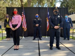 Pinning Ceremony 300x226 - TSTC celebrates new police personnel with pinning ceremony