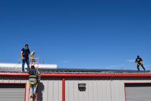 Waco Solar Energy Technology
