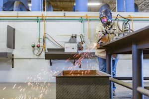 Welding Technology Photo 300x200 - TSTC Welding instructor motivated by student success