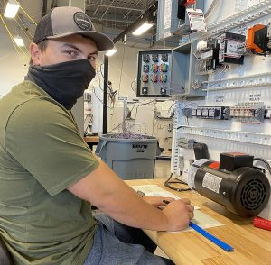 dalton tiner web 300x294 - TSTC Industrial Systems student aims to expand knowledge, advance career