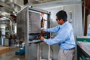 North Texas HVAC file photo Dec. 18 2020 1 300x200 - TSTC Listens to Industry Partners to Make Students Work-Ready