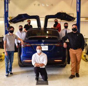 Waco Tesla Automotive Technology