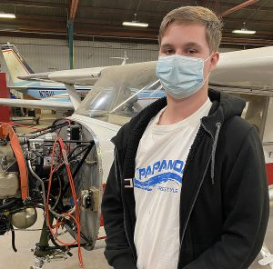 coltton johnson web 300x296 - TSTC student wants to continue family tradition in aviation