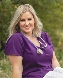 Shannon Powell web 244x300 - With Nursing degree, TSTC grad fulfills dream