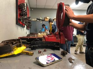 12 Feb. 2021 Waco Automotive Technology 300x225 - TSTC Automotive Technology program adapts to teaching during pandemic