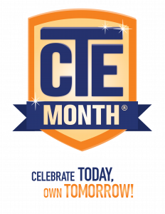 CTE Month logo 2019 232x300 - TSTC works with Texas school districts to offer dual enrollment classes