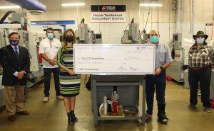 TSTC Foundation SB Industrial Foundation 300x185 - San Benito Industrial Foundation sets up scholarship fund for San Benito residents attending TSTC