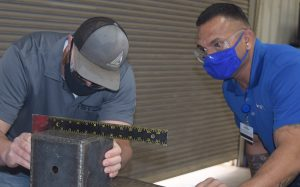 welding competiton 1 web 300x187 - TSTC hosts welding competition for high school students