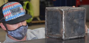 welding competiton 2 web 300x145 - TSTC hosts welding competition for high school students