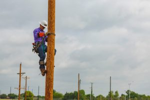 TSTC Marshall Electrical Lineworker Technology