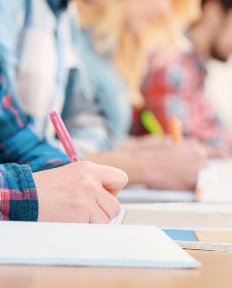 Academics WriteTable