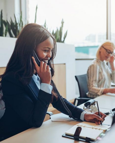 Business And Professional Office CallTwoWomans | Financial Aid