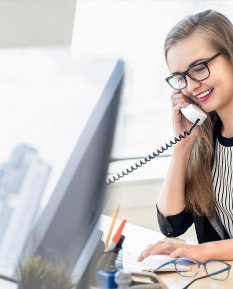Business And Professional Office CallWoman