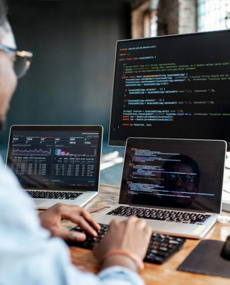 Computer And Information ProgrammingMan