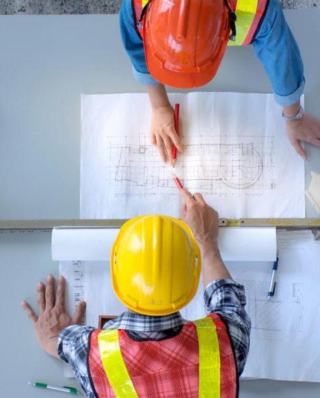 Contruction And Maintenance DrawingMans