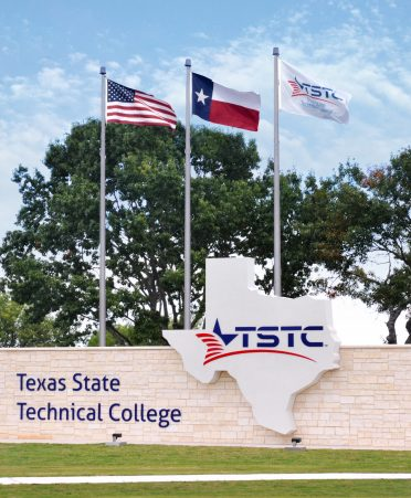 TSTC Waco Front Entrance | About Us