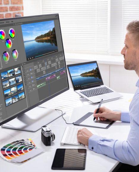 Graphic Design DesignerMan