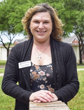 Waco Roxann Buzbee Spring 2019 Commencement April 29 2019 2 e1618591727613 - TSTC Candidate for Graduation Striving to Keep Goodwill Industries' Employees Safe