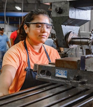 24 May 2021 Harlingen Precision Machining Technology file photo 372x426 - TSTC Precision Machining Technology program ready to meet area job needs