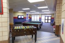 Sweetwater game room