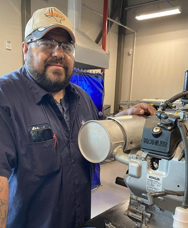 alfred rodriguez web 372x451 - Rodriguez working toward degree at TSTC to boost career