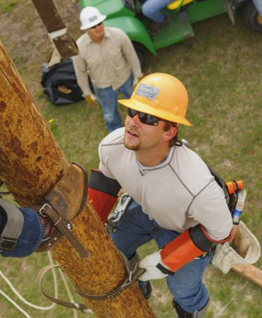 lineworker event 372x451 - TSTC lineworker recruitment event offers $2,000 scholarship for enrolling