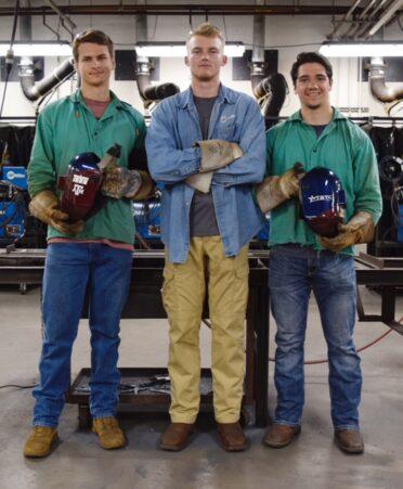 East Williamson County Welding Technology