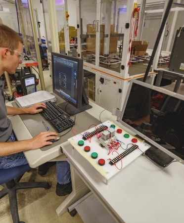 Marshall Automation and Controls Technology and Robotics Technology