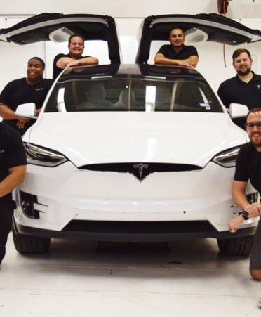 Waco Tesla START program Automotive Technology