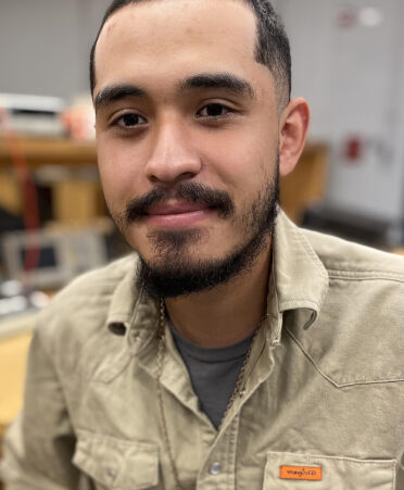 ricardo pacheco 372x451 - Pacheco finds career pathway after touring TSTC