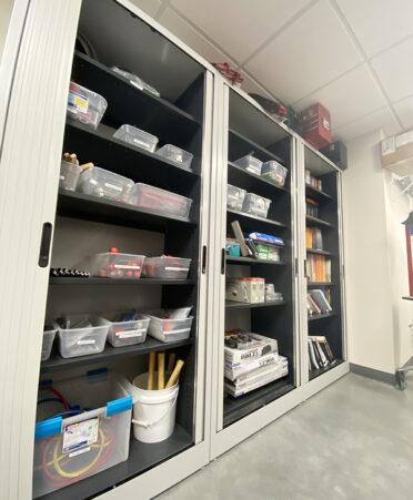 TSTC lending library