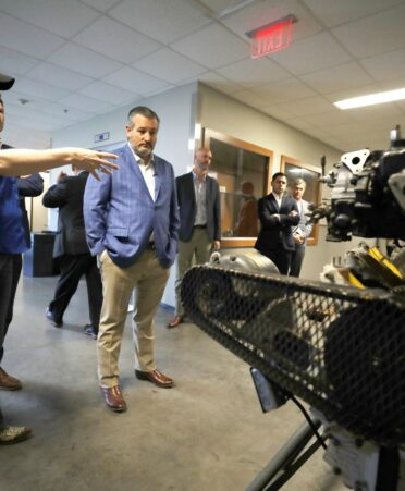 Waco Ted Cruz visit